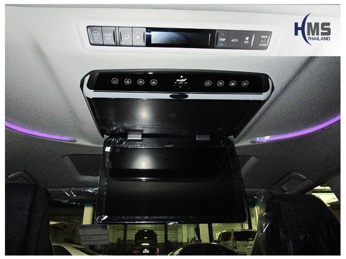 20160211 Toyota Vellfire_Roof monitor_Zulex