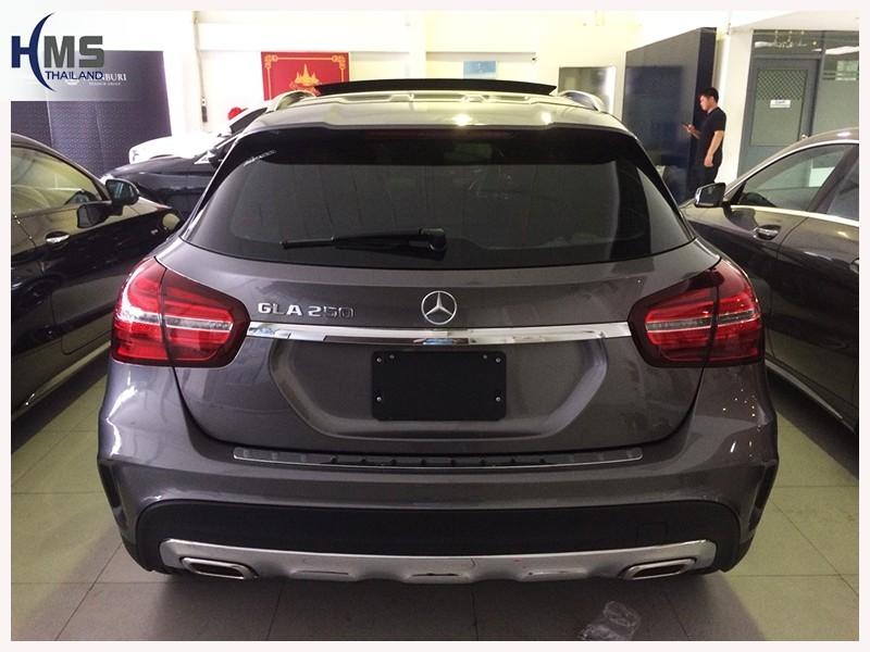 20180718 Mercedes Benz GLA250 W156_back