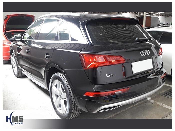 20180831 Audi Q5 back,ภาพท้ายรถ Audi Q5,Audi Thailand