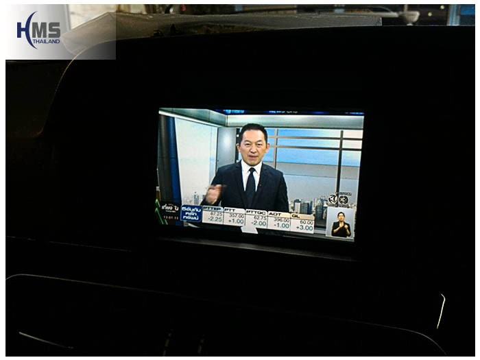 20161206 Benz C250 W204_Digital TV AZUKA View