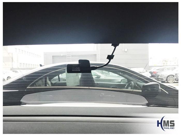 20180530 Mercedes Benz E350e_W213_DVR_Thinkware_F800_Pro_rear,กล้องติดรถยนต์ตัวหลัง