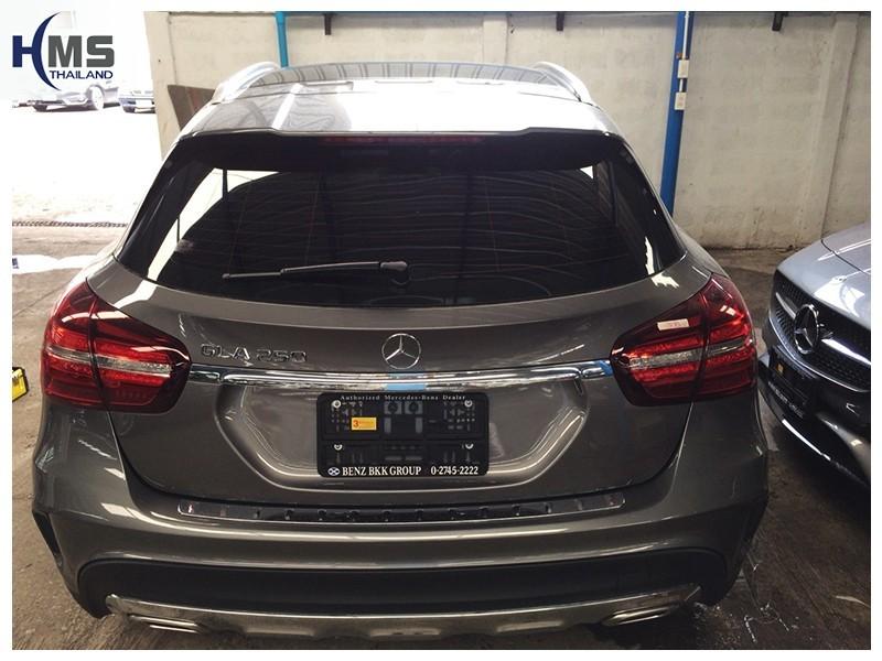 20181001 Mercedes Benz GLA250 W156_back,เบนซ์,เมอร์ซิเดซ