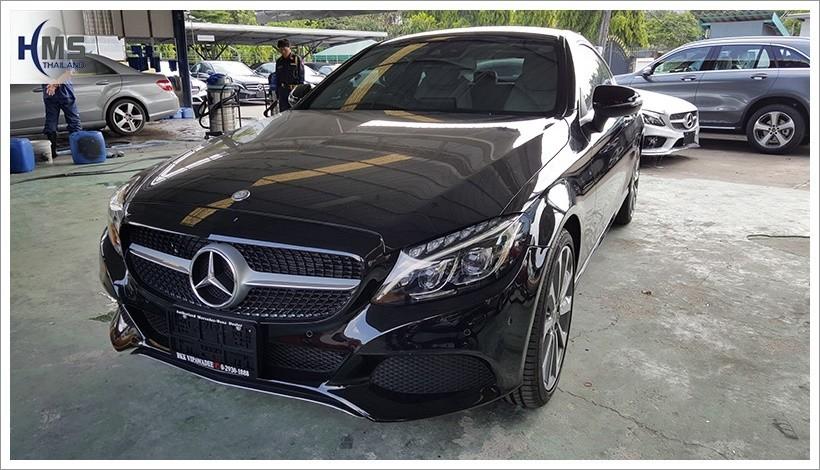 20180322 Mercedes Benz C250 W205_front