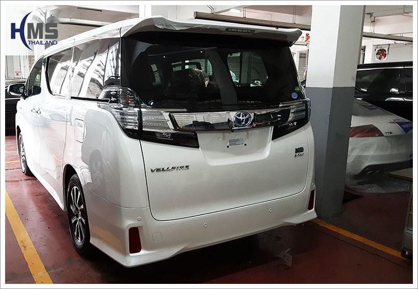 20160720 Toyota Vellfire