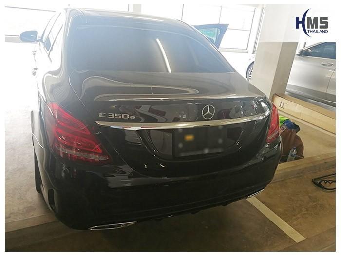 20180621 Mercedes Benz C350e_W205_back,Benz, Mercedes ,เบนซ์ ,เมอร์เซเดส, ซาลูน,ราคาเบนซ์,facelift ,Brabus ,AMG ,Bluetec ,Hybrid,ไฮบริด