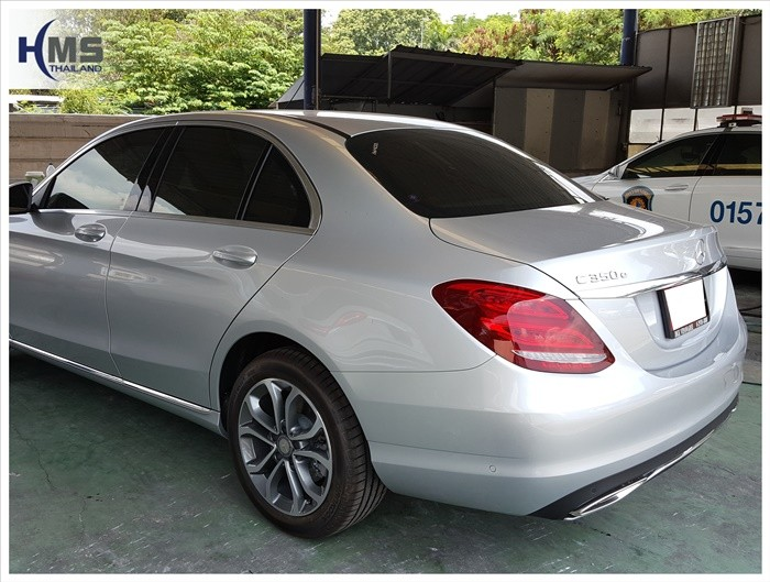 Mercedes  Benz C350e W205 Back