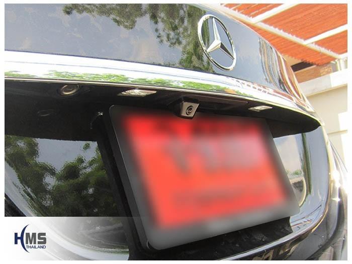 20150420 Mercedes Benz C180 W205_Rear camera