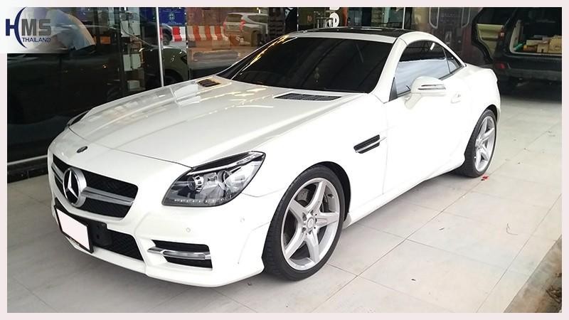 20180706 Mercedes Benz SLK200 R172