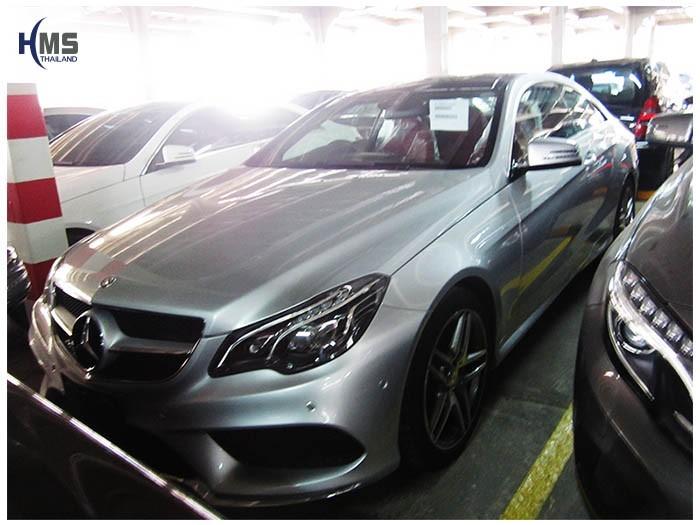 20150611 Mercedes Benz E200 Coupe W207_front