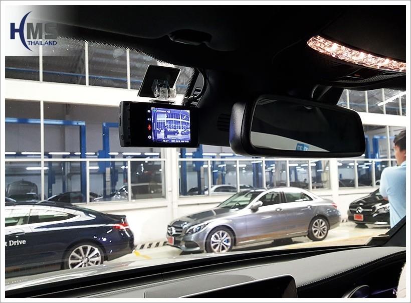 20171010 Mercedes Benz GLC250d_X253_DVR_Thinkware_X330