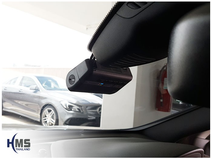 20170609 Mercedes Benz CLA200 C117_DVR_Thinkware_F770_front