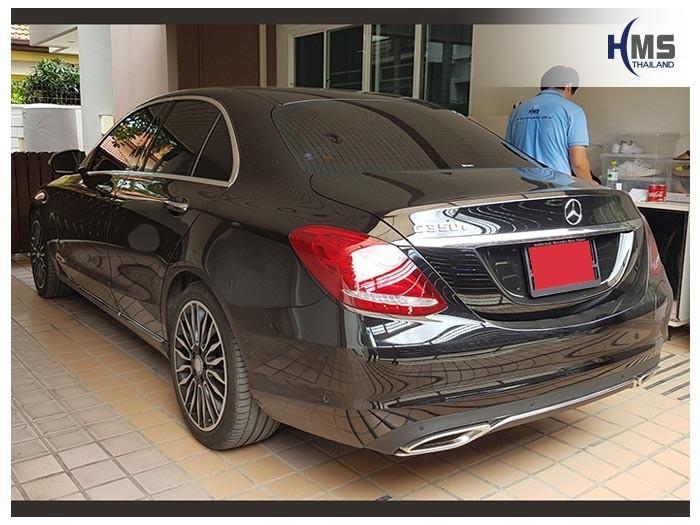 20180629 Mercedes Benz C350e_W205_back,Benz, Mercedes ,เบนซ์ ,เมอร์เซเดส, ซาลูน,ราคาเบนซ์,facelift ,Brabus ,AMG ,Bluetec ,Hybrid,ไฮบริด