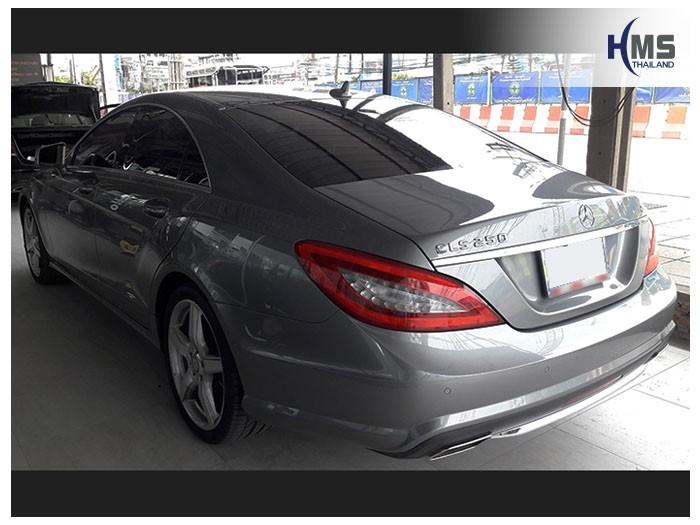 20180806 Mercedes Benz CLS250_W218_back,Benz, Mercedes ,เบนซ์ ,เมอร์เซเดส, ซาลูน,ราคาเบนซ์,facelift ,Brabus ,AMG ,Bluetec ,Hybrid,ไฮบริด