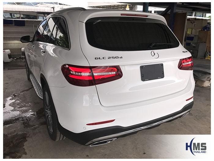 20180807 Mercedes Benz GLC250d_W253_back,Benz, Mercedes ,เบนซ์ ,เมอร์เซเดส, ซาลูน,ราคาเบนซ์,facelift ,Brabus ,AMG ,Bluetec ,Hybrid,ไฮบริด