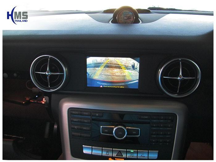 20150214 Mercedes Benz SLK200_R172_rear camera_View