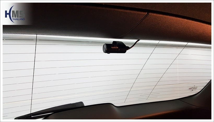 20180321 Driving Recorder Thinkware F800 Pro rear