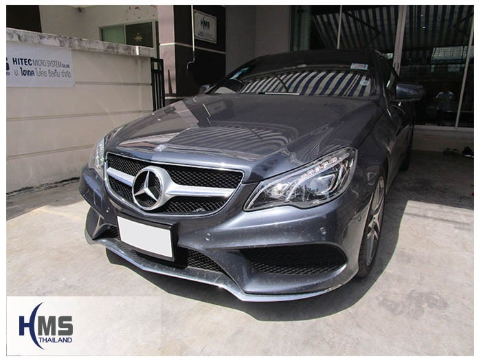 20161201 Benz E200_W212_front