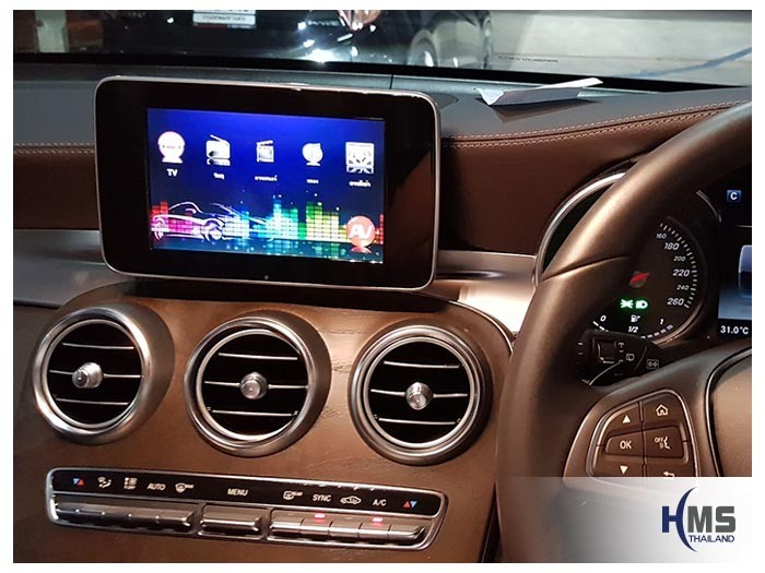 20180116 Mercedes Benz GLC250_W253_Tv digital_ASUKA_HR600