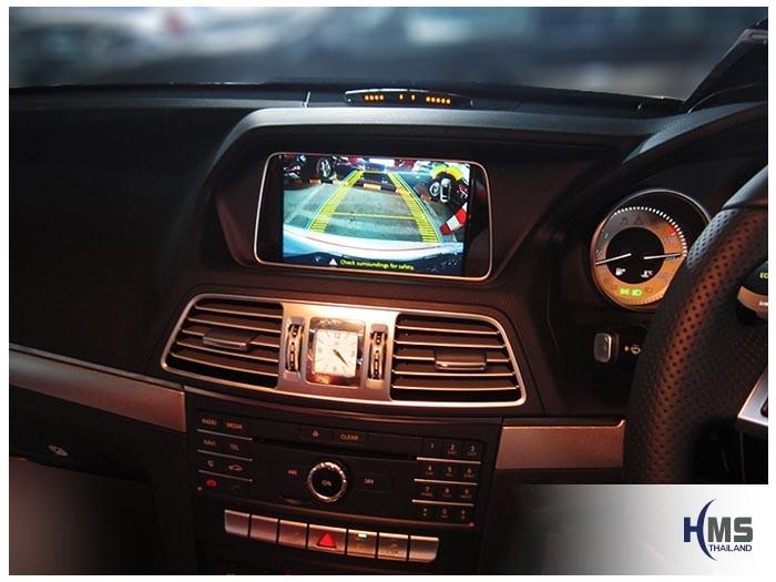 20150611 Mercedes Benz E200 Coupe W207_Rear camera_View