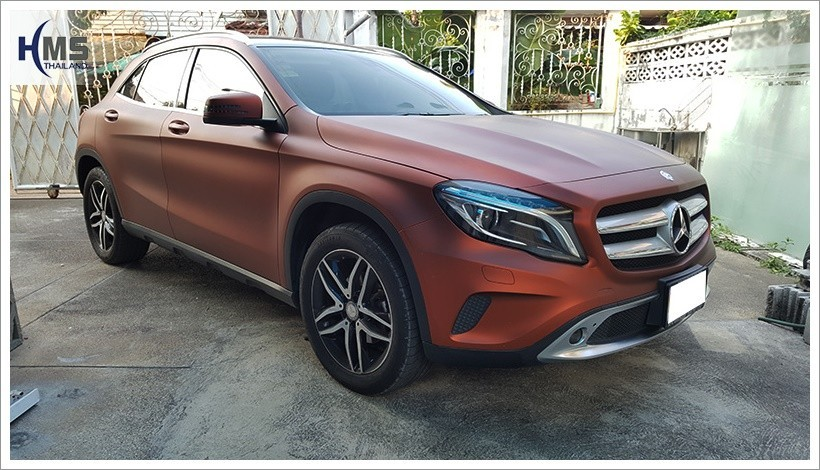 20180205 Mercedes Benz GLA200 W156_front