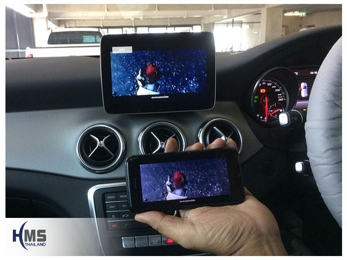 20180801 Mercedes Benz GLA200_W156_Wifi_box_movie,กล้องบันทึกเหตุการณ์ ,กล้องบันทึก, กล้องติดหน้ารถ, กล้องวีดีโอ, DVR, Driving Video recorder, thinkware, mio, Blackvue,carcamkorea ,กล้องวีดีโอ, test drive ,กล้องติดรถยนต์, กล้องติดหน้ารถ, กล้องหน้ารถ,