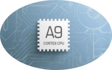 ANDY A9 Cortex cpu