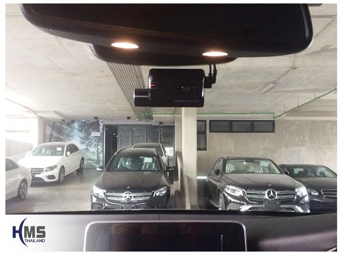 Mercedes Benz GLC350d W253 (กล้องติดรถยนต์ Thinkware F800 Pro)