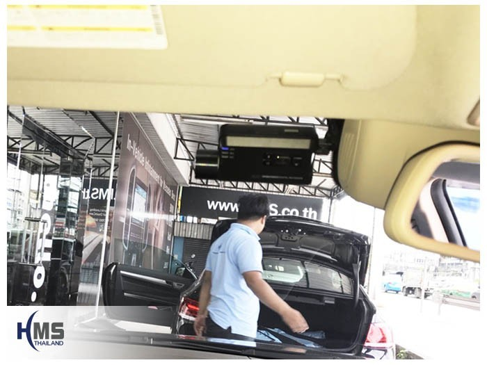 20180531 Mercedes Benz CLS250_W218_DVR_Thinkware_F800_Pro_front,กล้องติดรถยนต์,กล้องติดหน้ารถ,กล้องหน้ารถ,
