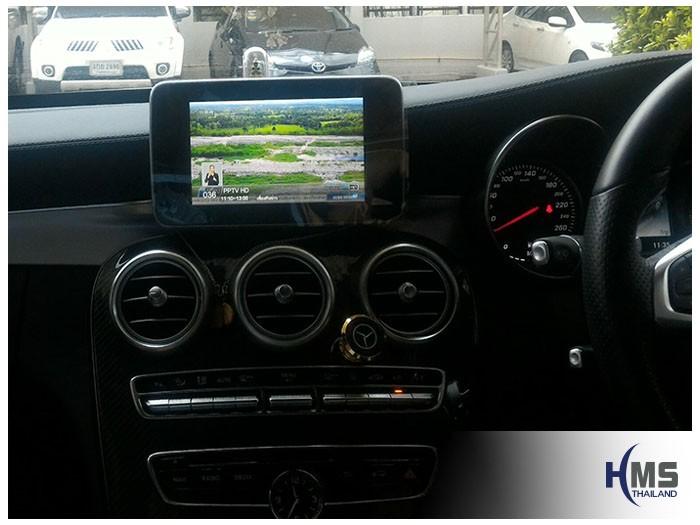 20170822 Mercedes Benz C350e W205_TV digital_ASUKA_HR600_TV