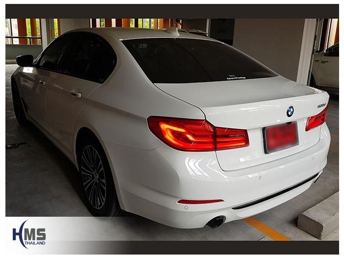 20180618 BMW 520d_G30_back,Bmw, รถบีเอ็ม, บีเอ็มดับบลิว, บีเอ็มดับเบิ้ลยู, บีเอ็มบลิว ,บีเอ็ม ,ราคาบีเอ็ม
