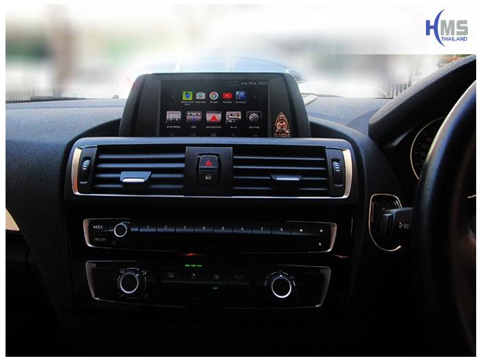 BMW 118i F20(Navigation Andy+Rear camera)