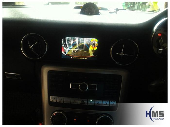 20170821 Mercedes Benz SLK200_W172_Rear camera_view