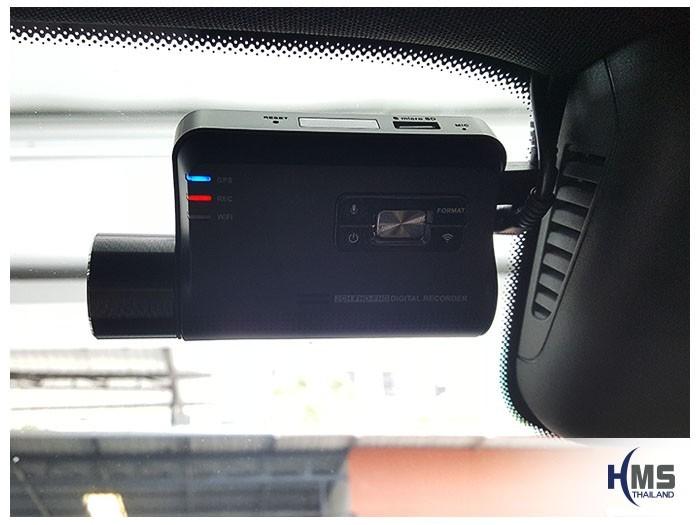 20180105 Mercedes Benz GLC250d_W253_กล้องหน้ารถ_Thinkware_F800