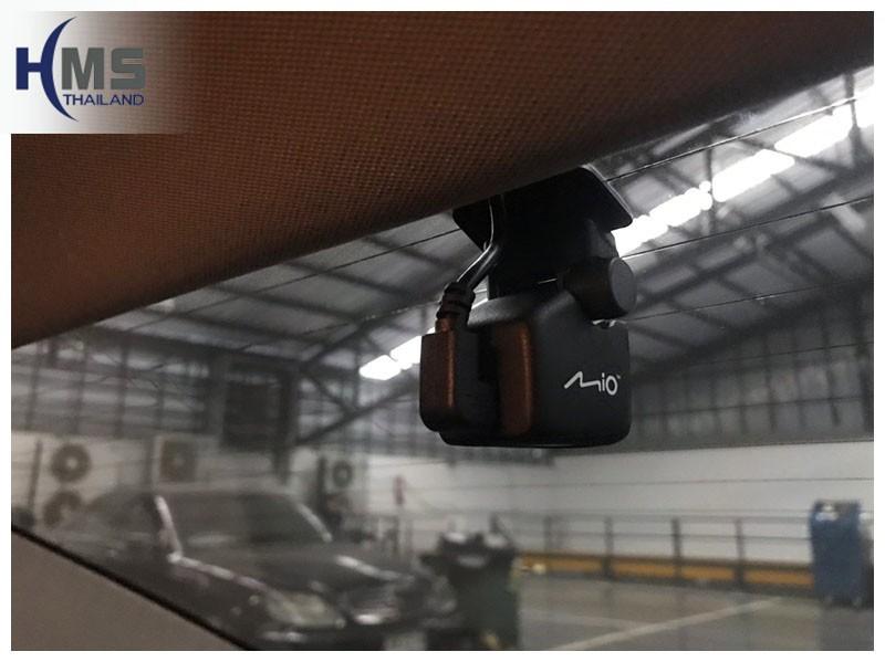 20181213 กล้องติดรถยนต์ Mio MiVue C380d (กล้องหลัง)