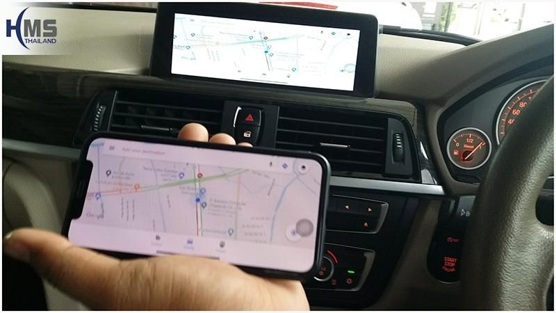20180713 BMW Screen Mirror Link