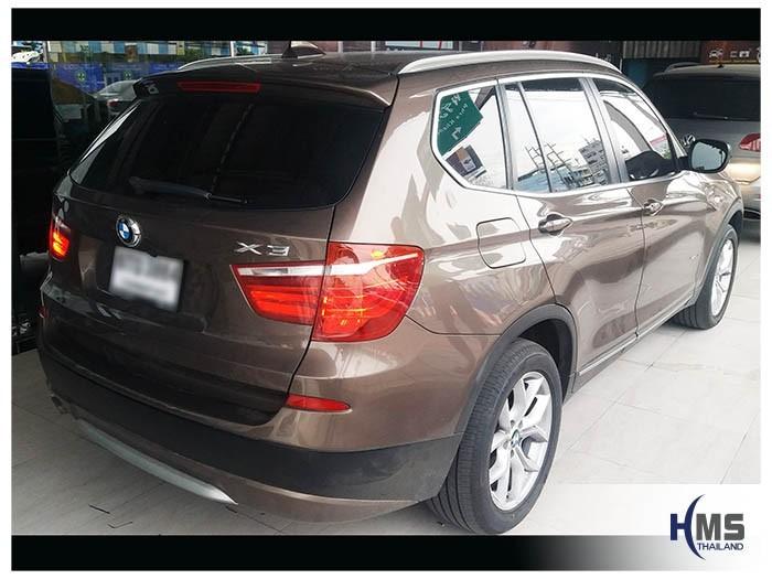 20180619 BMW X3 F25_back,Benz, Mercedes ,เบนซ์ ,เมอร์เซเดส, ซาลูน,ราคาเบนซ์,facelift ,Brabus ,AMG ,Bluetec ,Hybrid,ไฮบริด