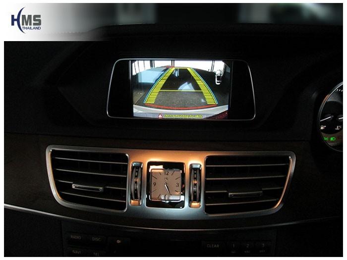 20150302 Mercedes Benz E200 W212_Rear camera_View