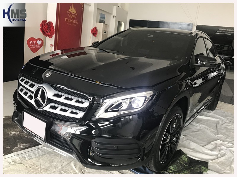 20180706 Mercedes Benz GLA250 W156