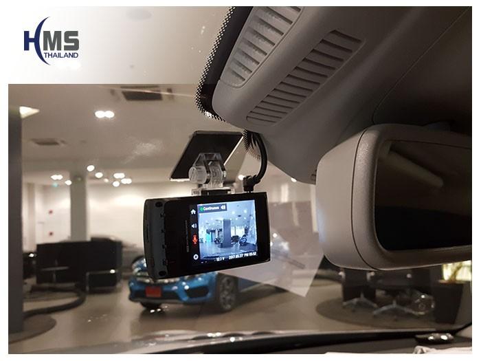 20170527 Mercedes Benz GLE500e W166_กล้องหน้ารถ_Thinkware_X550