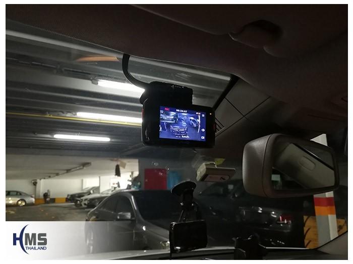 20180605 Mercedes Benz ML250_W166_DVR_Mio_MiVue_792,กล้องหน้ารถ,กล้องติดหน้ารถ,กล้องบันทึก