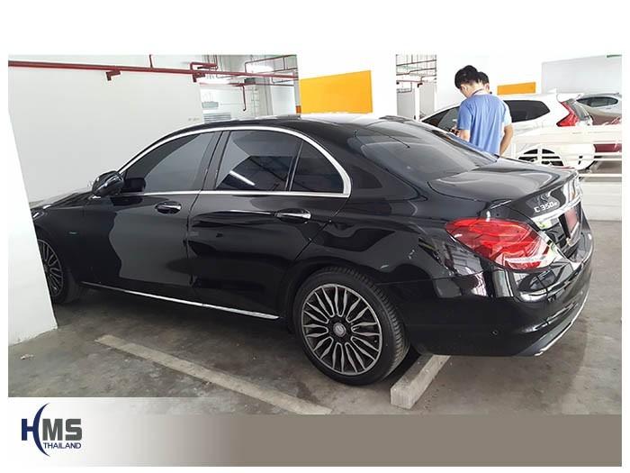 20171118_Mercedes Benz C350_W205_back
