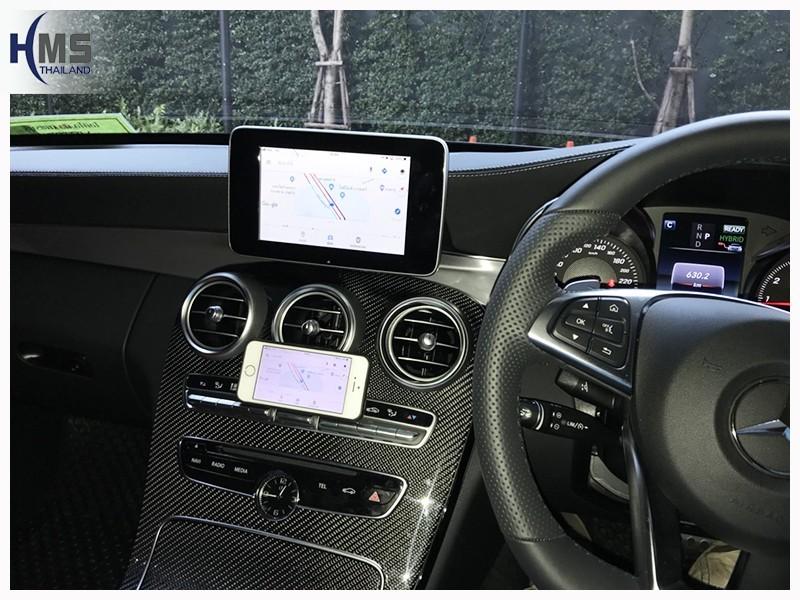 20180703 Mercedes Benz C350 W205_back