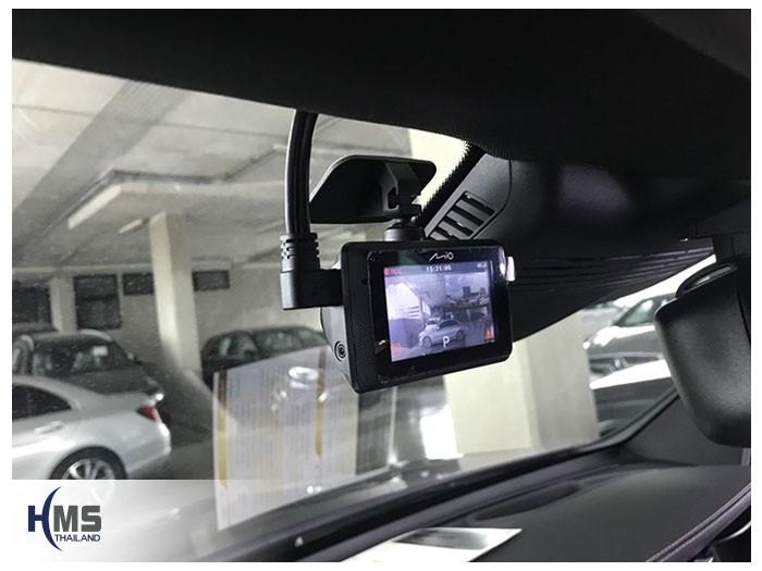 20180816 Mercedes Benz GLC250_Coupe_W253_DVR_Mio_MiVue_786_Wifi_screen