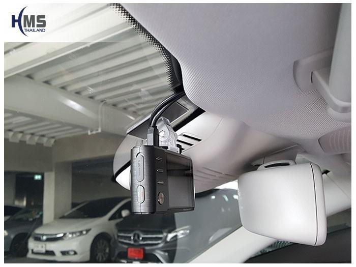 20171120_Mercedes Benz C250_W205_DVR_Thinkware_X550_front_2