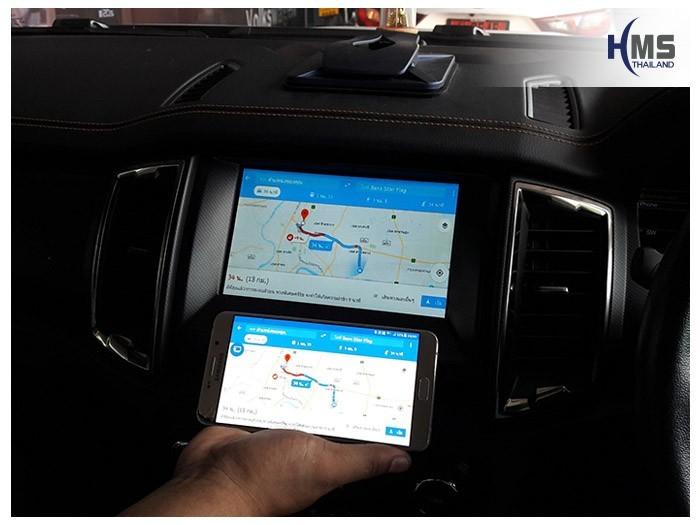 20180511 Ford Ranger_Wifi_box,screen mirror,mirror link