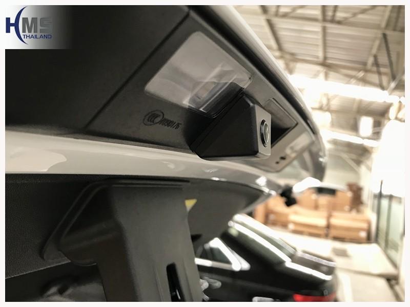 20180726 Audi TTS Rear camera,Rear camera,จอถอยหลัง,กล้องมองหลัง,กล้องถอยหลัง,หมุนตามพวงมาลัย,PAS,Park assistant system,