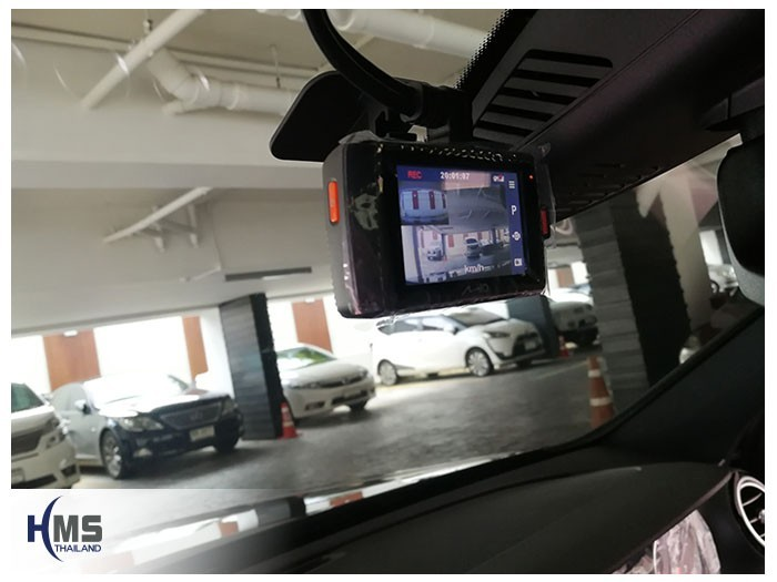 20180905 Mercedes Benz E350e_W213_DVR_Mio_MiVue_792,กล้องติดรถยนต์ Mio MiVue 792 ติดตั้งหน้ารถ Mercedes Benz E350e W213
