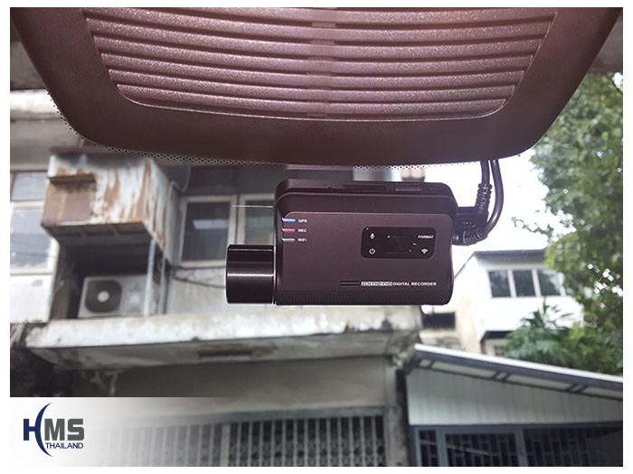 20171120_Mercedes Benz E300_W213_กล้องหน้ารถ_Thinkware_F800_pro_front