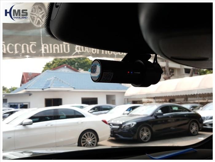 กล้องบันทึกติดรถยนต์ BlackVue กล้องหน้า