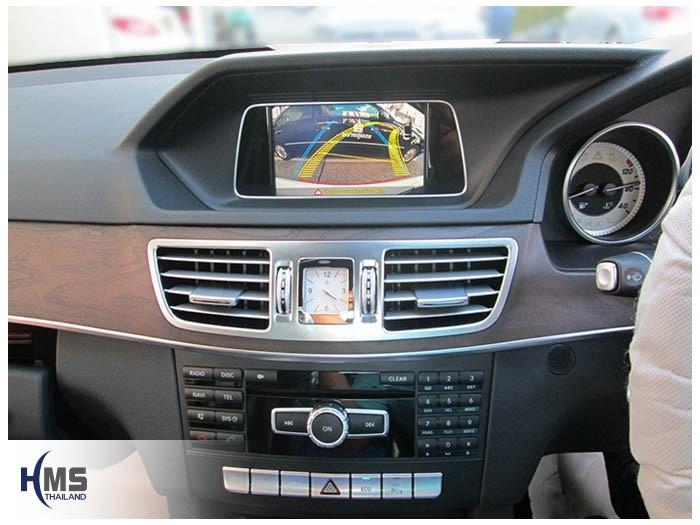 20150224 Mercedes Benz E200 W212_rear camera_View
